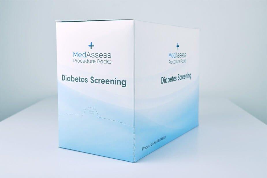 MedAssess Diabetes Box